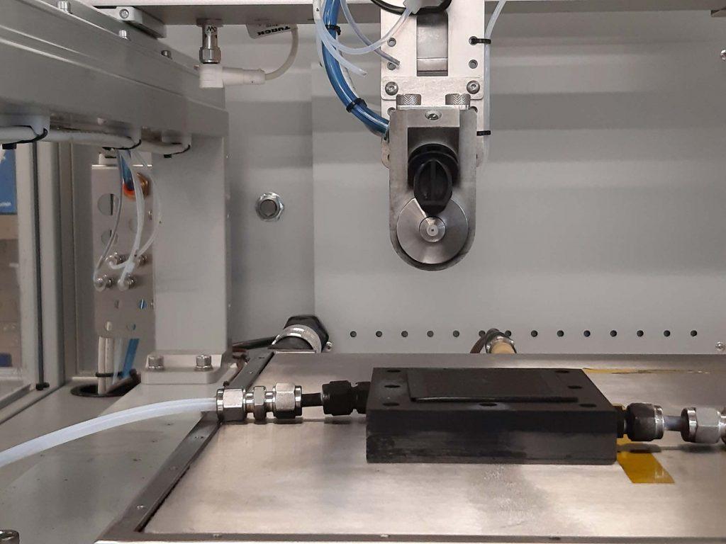 Fabrication of a membrane electrode assembly Graz
